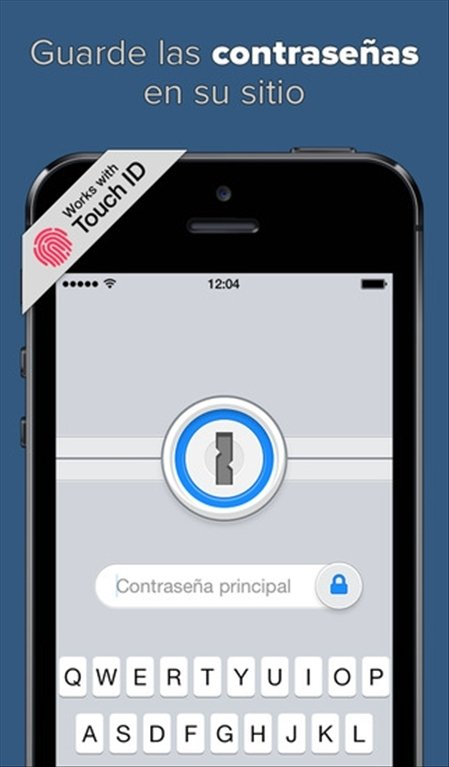 1Password iPhone image 5