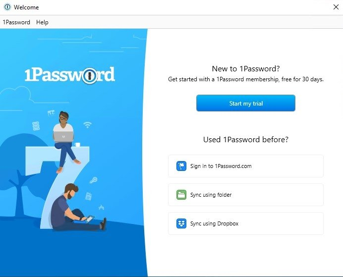 1Password image 5
