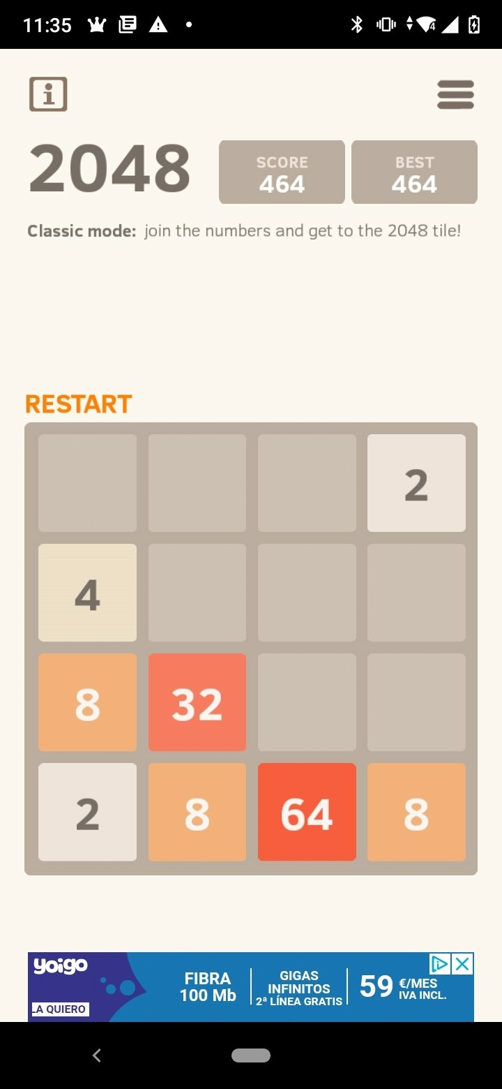 2048 Android image 6