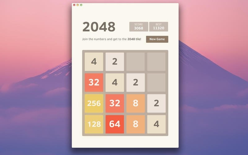 2048 Mac image 2