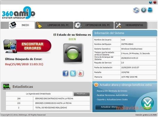 360Amigo System Speedup image 5