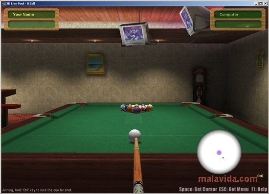 BAIXAR PC BILHAR PARA 3D
