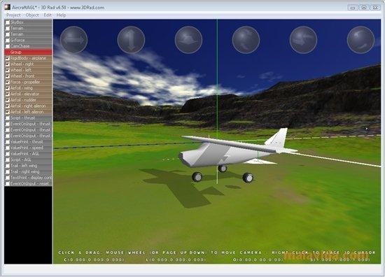 3D Rad 7.22