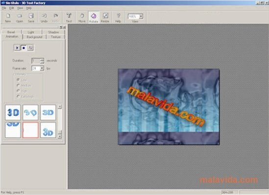 3D Text Factory