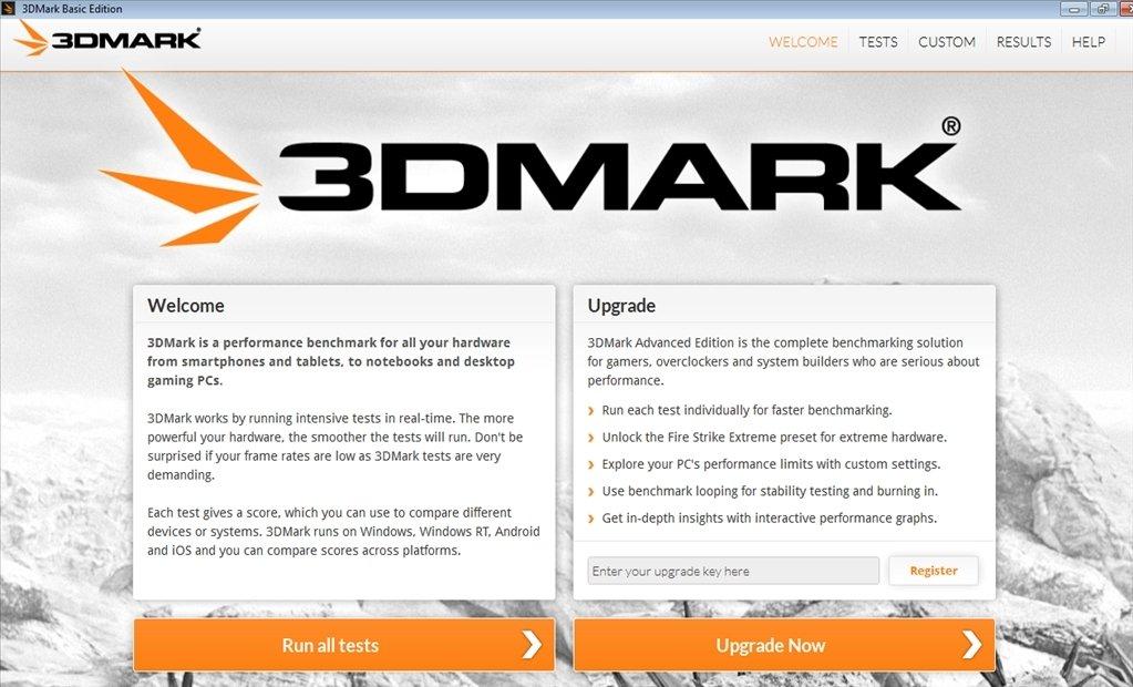 3DMark 11 Basic Edition 1.2.362