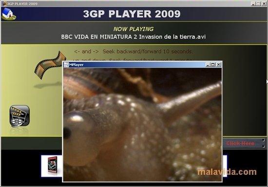 3GP Player 2013