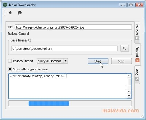 4chan Downloader 1.7.0 - Download for PC Free