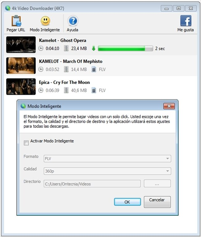 descargar 4k video downloader para android