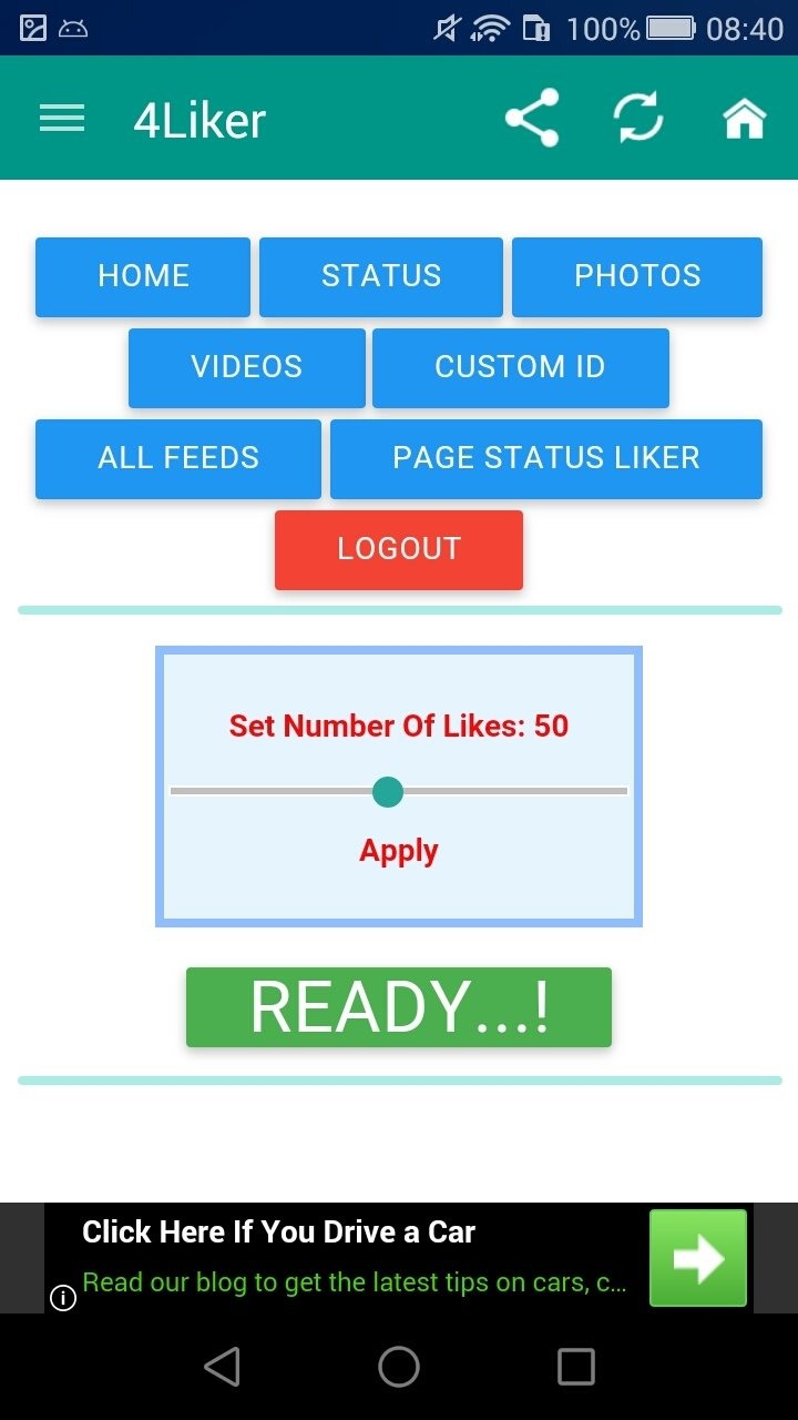4Liker 2 6 - Download for Android APK Free