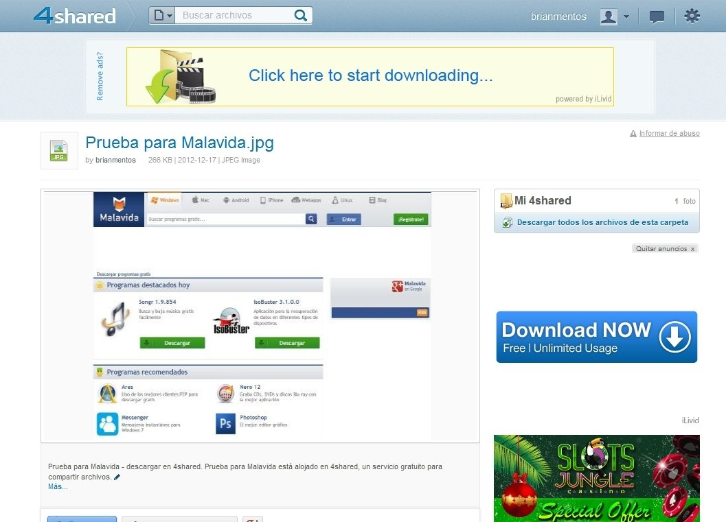 100 4shared com free file sharing and storage index of