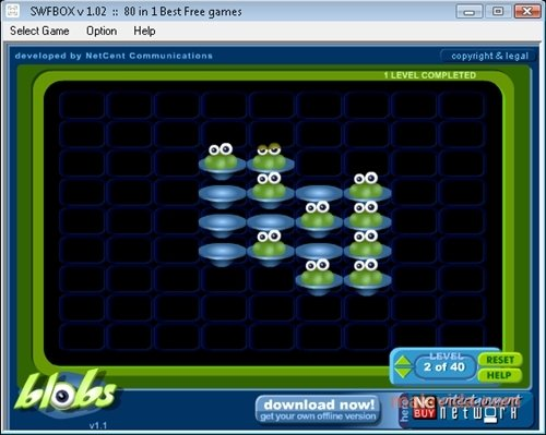 80 in 1 Best Flash Games image 4
