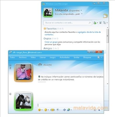 Download windows live msn 9. 0 free.