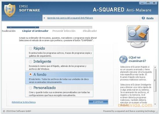 a-squared Anti-Malware image 4