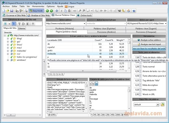 A1 Keyword Research image 7