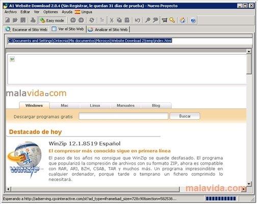 A1 Website Download image 4