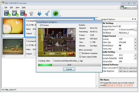 Abc 3gp converter 3. 0. 2688 download for pc free.