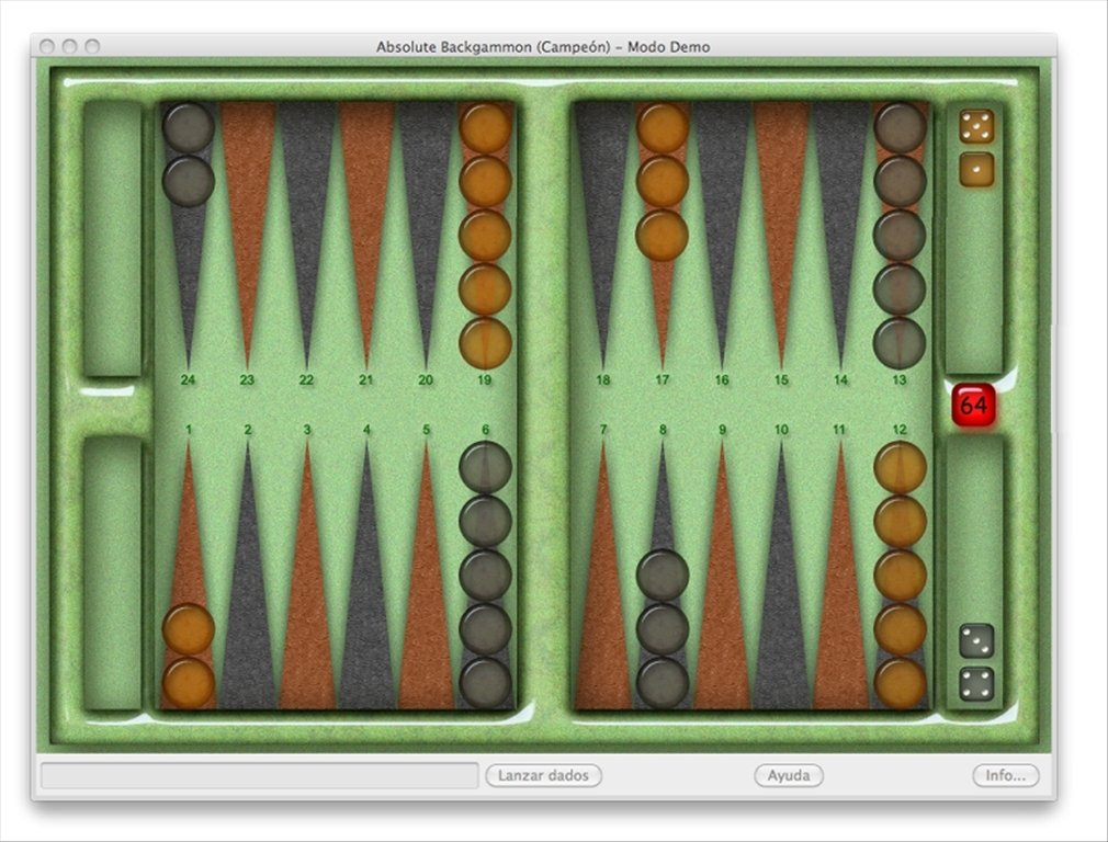 backgammon gratuit