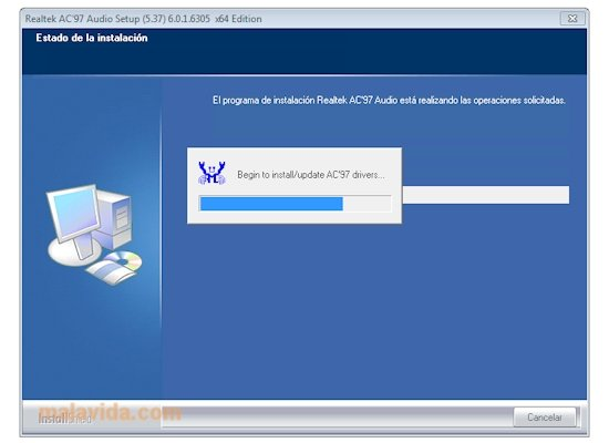 Realtek ac 97 audio for via r audio driver for windows download.
