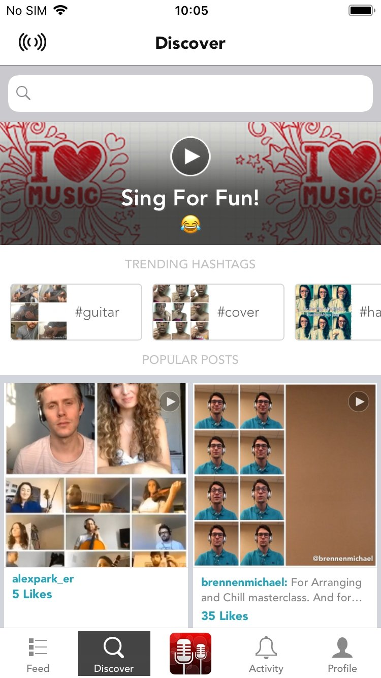 Acapella - Download for iPhone Free