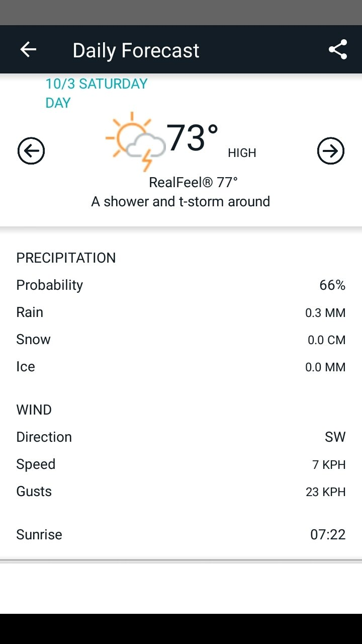 AccuWeather 6 0 3 - Download for Android APK Free