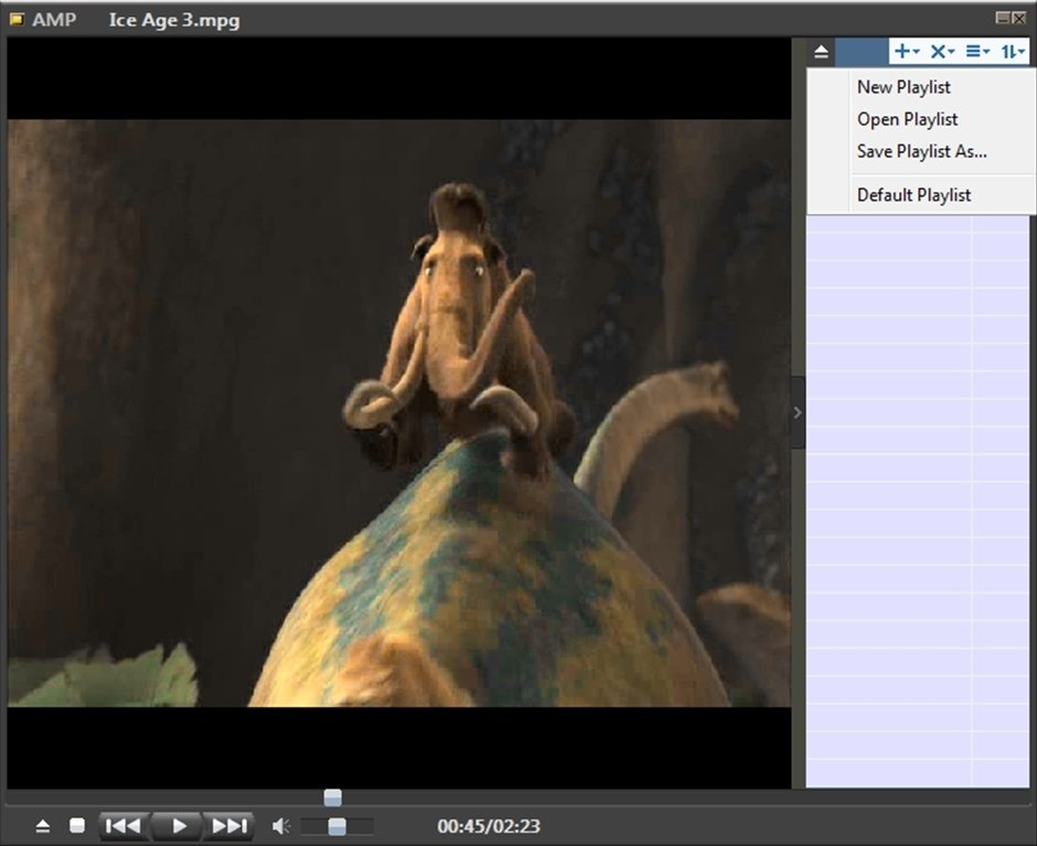 Ace Media Player image 4
