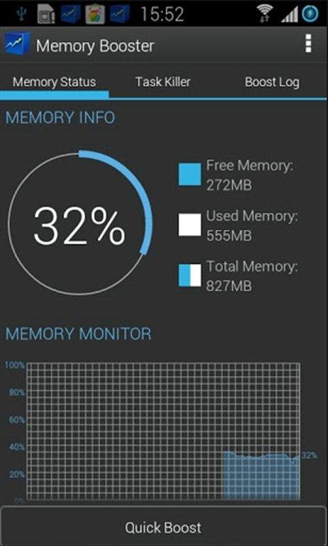 Accélérateur de Mémoire Vive Android image 8