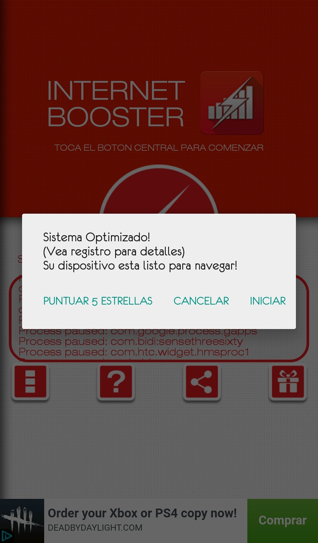 Internet Booster & Optimizer 1 9 - Download for Android APK Free