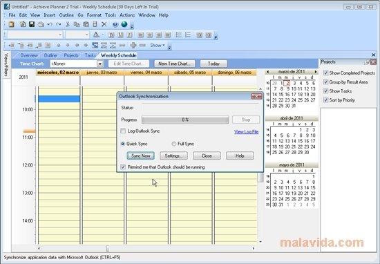 Achieve Planner image 7