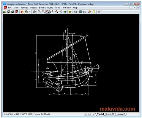 Acme CAD Converter image 5