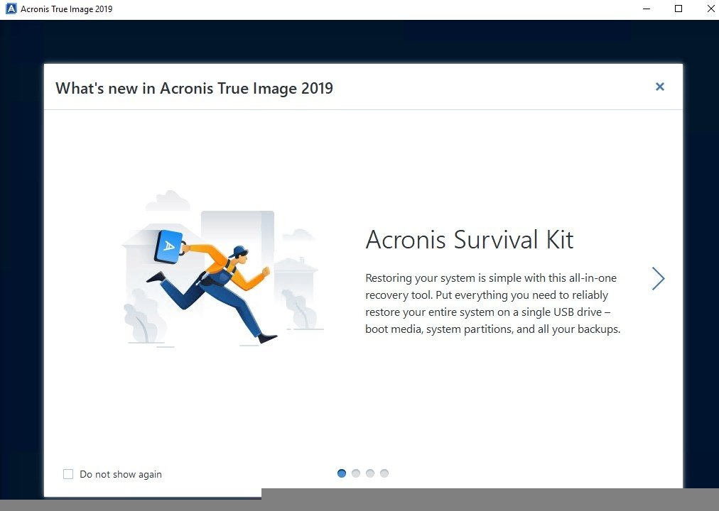 Acronis True Image Restore To New Computer