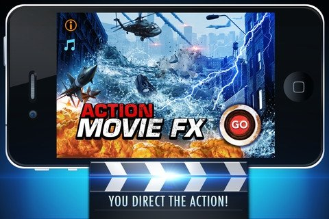 Action Movie FX iPhone image 5