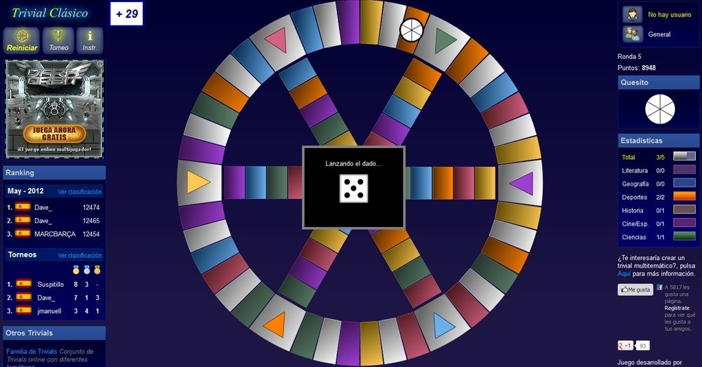 android trivial pursuit app
