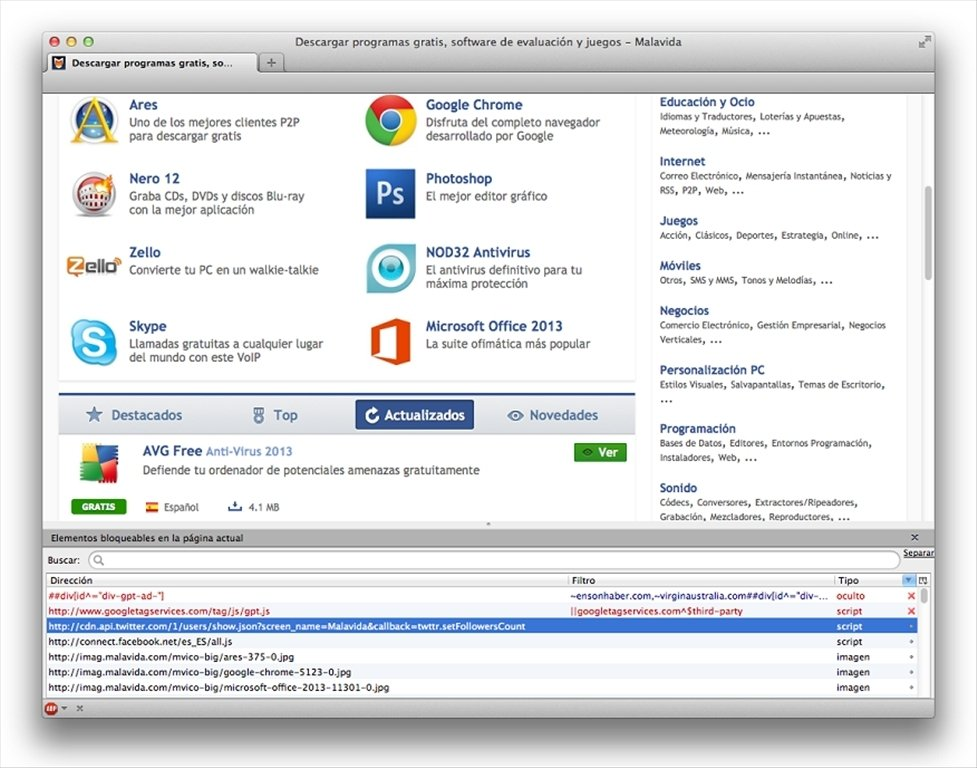 Adblock Plus for Firefox 3 4 1 - Download for Mac Free