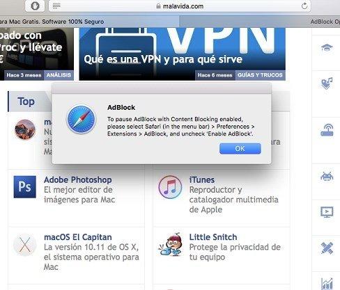 Adblock Plus for Safari 1 12 5 - Download for Mac Free