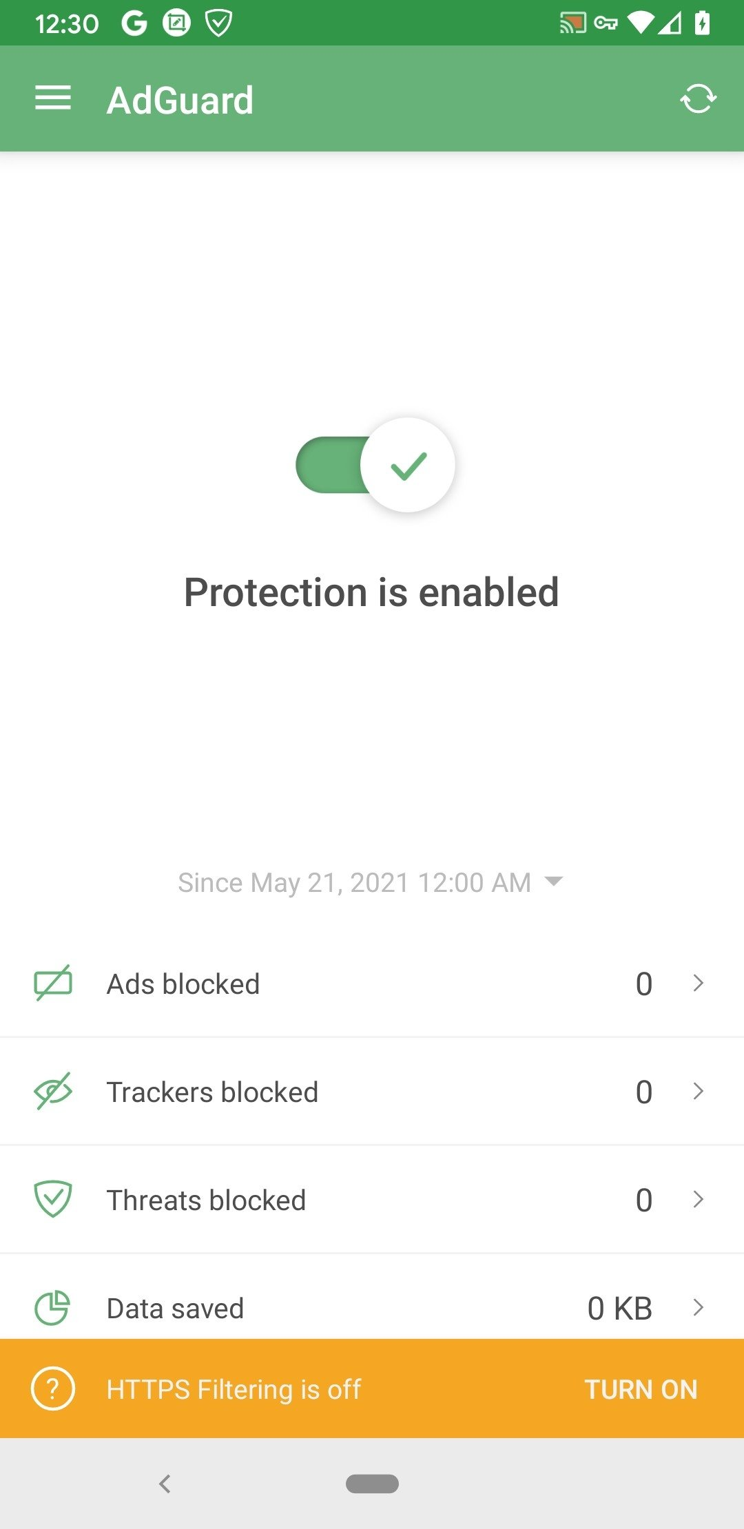 Adguard Content Blocker Android image 5