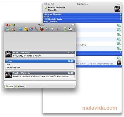 Adium 1 5 10 4 - Download for Mac Free