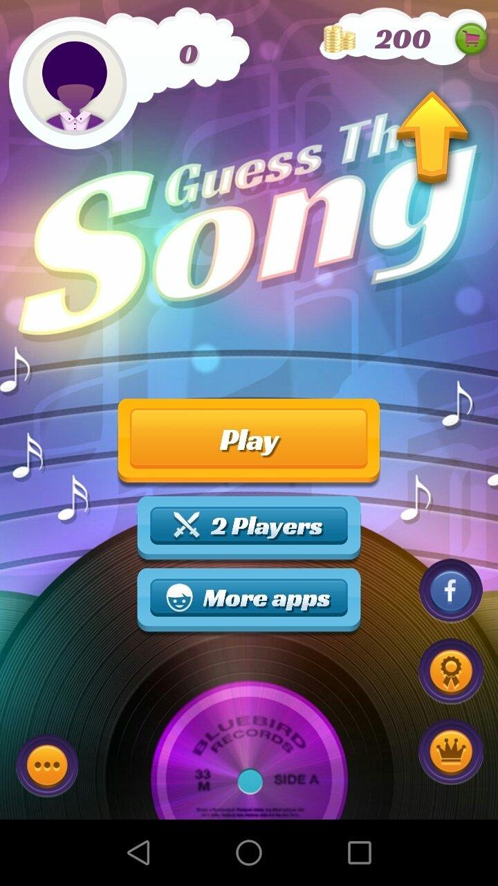 Trouve la Chanson Android image 8