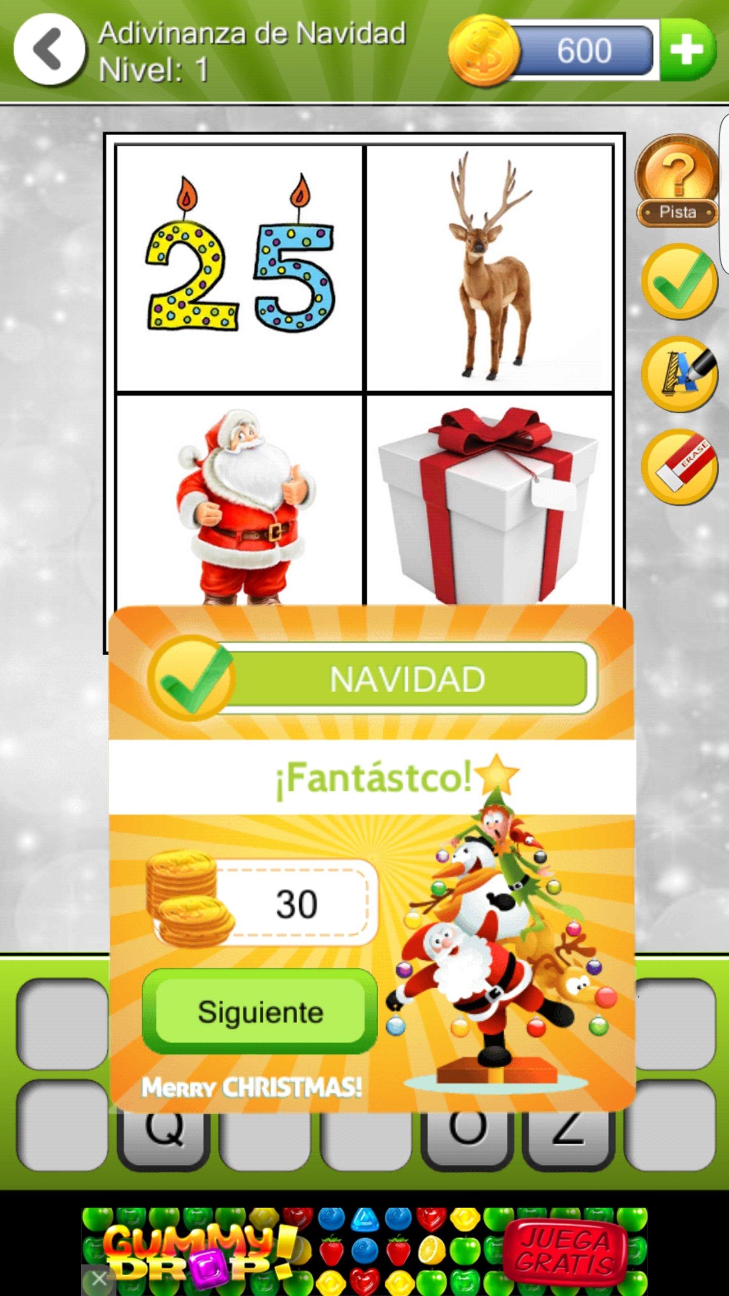 Weihnachtsquiz 1.40 - Download für Android APK Kostenlos