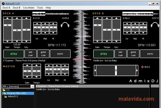 AdmixDJ 2 30 14 - Download for PC Free