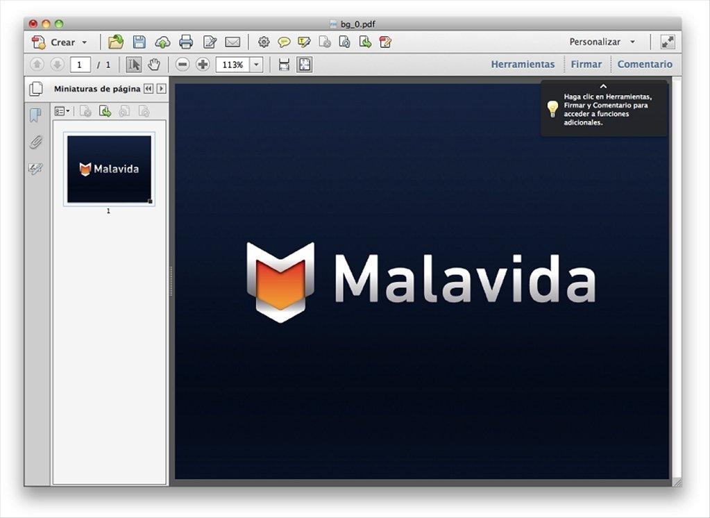 Adobe Acrobat Для Mac