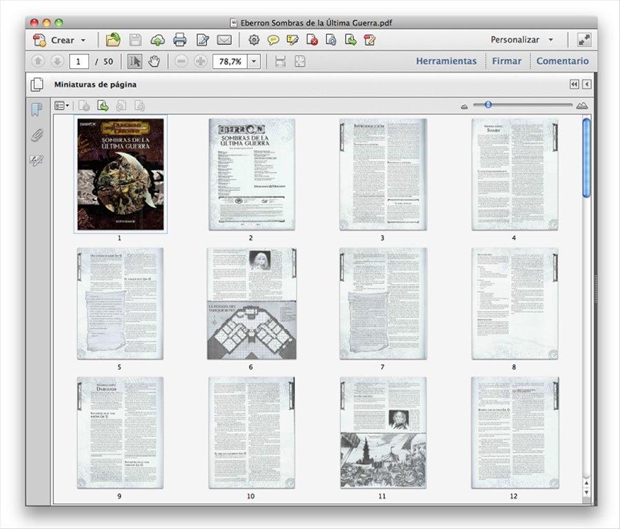 adobe acrobat pdf download for mac