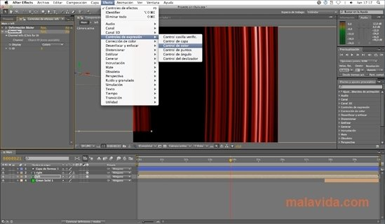 Adobe After Effects Mac image 4