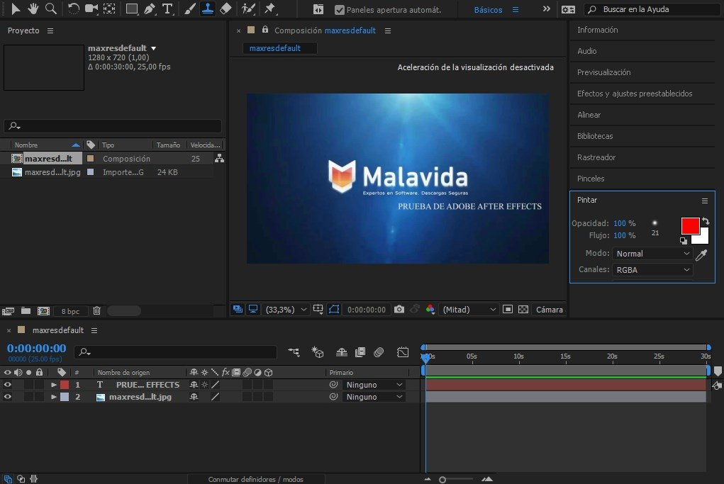 Adobe After Effects CC 2019 16 1 2 - Download for PC Free