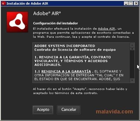 adobe air download