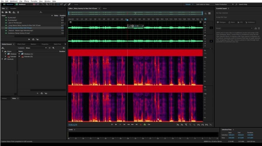 Adobe Audition CC 2015.0