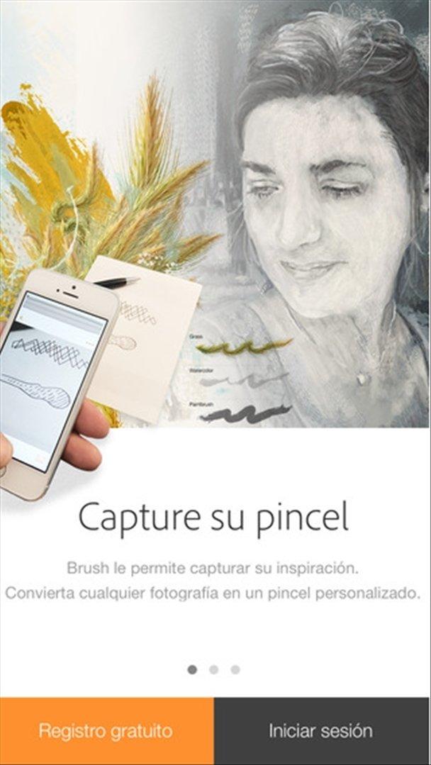 Adobe Brush iPhone image 3