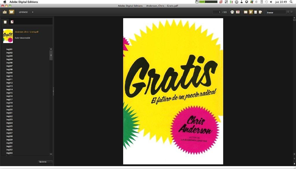 Adobe Digital Editions Mac image 3
