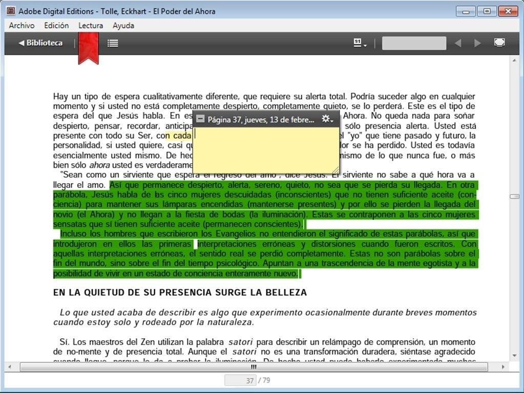 descargar adobe digital editions