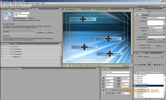 Скачать программу Adobe Encore DVD 2.0.
