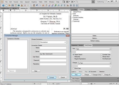 Download Adobe FrameMaker 12 for PC - Free